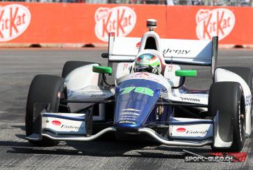 IndyCar -Sao Paulo – Simona De Silvestro brillante 8ème