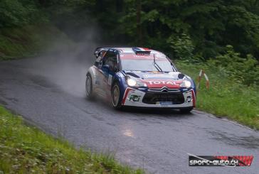 Rallye du Chablais 2013 – Loeb, comme à la maison…