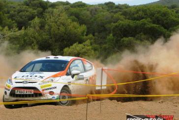 Junior WRC – Michael Burri 4ème en Grèce