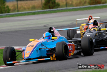 Ralph Boschung, 16 ans, s'impose en ADAC Formula Masters