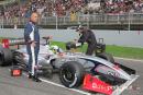 WSBR – Nico Müller au pied du podium