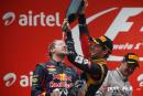F1 – GP d'Inde – Podium au mérite pour Romain Grosjean- Sauber bredouille