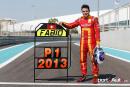 GP2 Series – Champion, Fabio Leimer termine sa saison par un podium