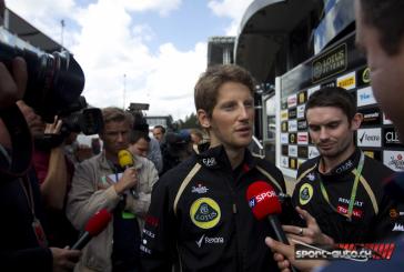 F1 – Romain Grosjean suspendu pour Monza !