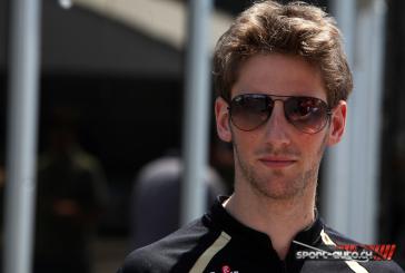 """Romain Grosjean: """" Je veux être fier de mes courses"""""""