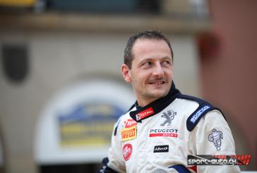 Florian Gonon en VHC sur Escort MK1