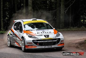 WRC – Michael Burri prêt pour le Wales Rally GB