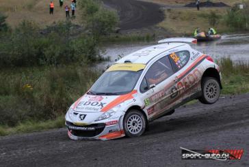 WRC – Wales Rally GB – Burri pas épargné !