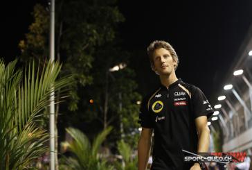 F1 – GP Singapour – Grosjean reprend du service