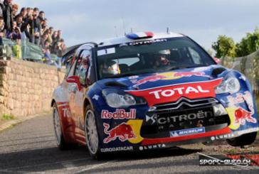 WRC – Rallye de France Jour 1 & 2