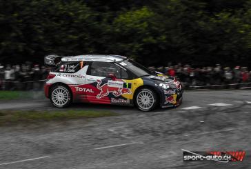 WRC – Rallye de France : 9ème titre pour Loeb