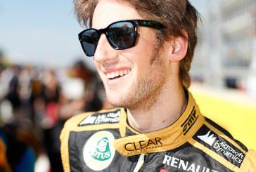 F1- GP USA – Grosjean «J'ai attaqué autant que j'ai pu»