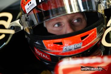 F1- Romain Grosjean a-t-il sa place en F1 ?
