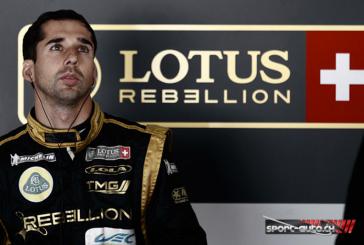 Neel Jani continue chez Rebellion Racing en 2013