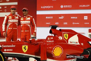 F1 – La Scuderia Ferrari à l'heure Hublot