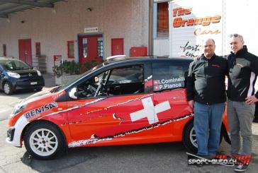 WRC – Rallye Suède – 2 équipages suisses au départ