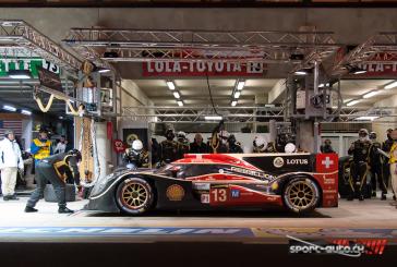 24 Heures du Mans: le point à 6 heures