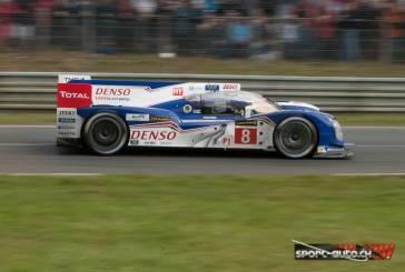 24 Heures du Mans: Position des Suisses à 8 heures!