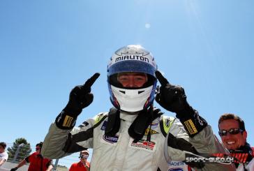 Formule 2 – Pole et Victoire pour Mathéo Tuscher