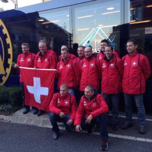 Délégation Suisse - FIA Hill Climb Masters 2014