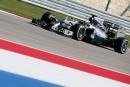 F1 GP USA – Lewis Hamilton gagne au Texas et se rapproche du titre. Nouvelle occasion manquée pour Sauber et Grosjean