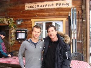04-Rennfahrer Patric Niederhauser et Philippe Favre@Photo Laurent Missbauer