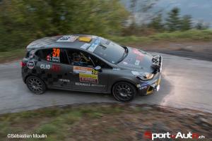 # 87 – Laurent Reuche (CHE) – Jean Dériaz (CHE) / Renault Clio R3T