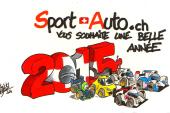 Sport-Auto.ch wünscht euch alles Gute im neuen Jahr 2015 !