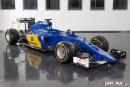 Une livrée bleu et jaune pour la nouvelle Sauber C34