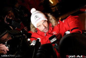 Monte Carlo J1 : Loeb devant, Burri et Althaus au taquet et Reuche à la faute.