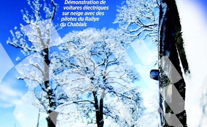 1er Eco-Trophée des Neiges à Gryon/Villars