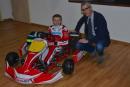 Karting – Le jeune Lucas Légeret prêt à en découdre