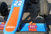 Le Jenzer Motorsport affiche complet