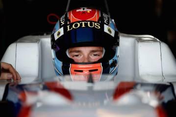 GP3 Series – Matheo Tuscher und Ralph Boschung mit Jenzer Motorsport