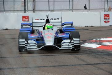 Simona de Silvestro performante dès les qualifs pour son retour en IndyCar