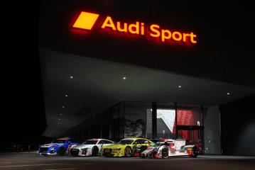 Audi Sport: Start frei für die Saison 2015