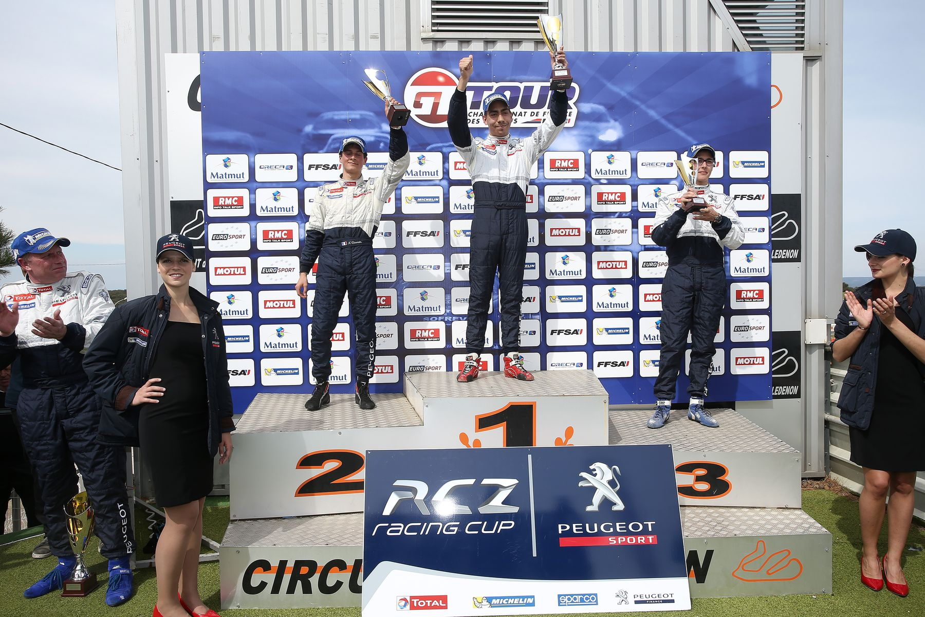 Rencontres Peugeot Sport - Nogaro 2011