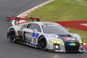 28 : Nico Mueller ; Audi R8 LMS : Vainqueur au général et de classe