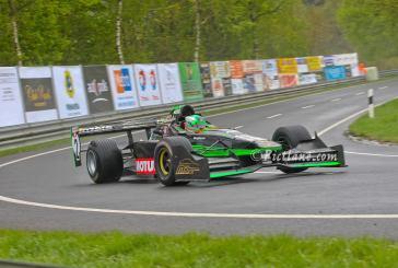European Hill Race – Eric Berguerand débute sa saison par une 2e place à Eschdorf