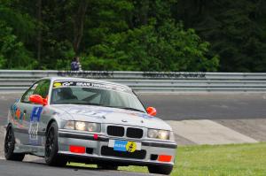 177 Hofor Racing 3 ; BMW M3 E36 : 69ème au général, 4ème de classe