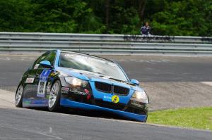 189 : Friedrich Obermeier ; BMW 325i : abandon