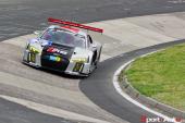 Nico Müller mit Audi Sport Team WRT bei 24-Stunden-Rennen am Nürburgring und in Spa