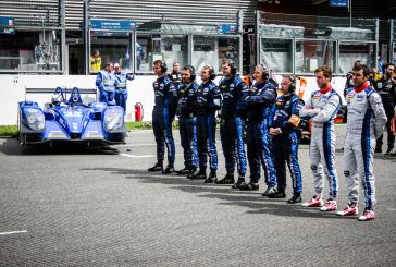 WEC – SARD Morand a donné sa meilleure réponse sur la piste en montant sur le podium des 6 Heures de Spa