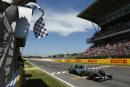 Formule 1 – Rosberg signe sa première victoire de la saison en Espagne. Romain Grosjrean 8ème