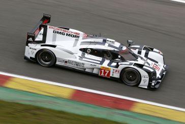 FIA WEC – Porsche monopolise le haut du tableau en qualifications