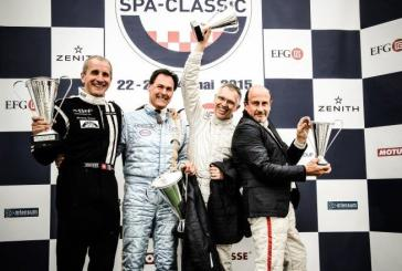 Toni Seiler gewinnt Spa Classic im Lola
