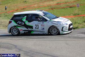 J. Scheidegger - Luc Santonocito - Rallye des Bornes 2015