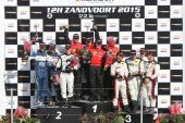 Hofor-Racing Mercedes wins the 2015 Hankook 12H ZANDVOORT