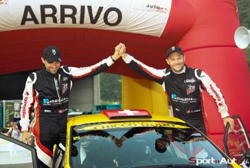 Rally Ronde del Ticino – Carron remporte son duel avec Hotz, Althaus prend le pouvoir en Junior