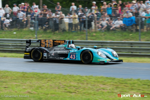 New Blood By Morand Racing aux 24h du Mans 2014